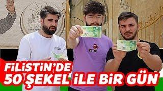FİLİSTİN'DE 50 ŞEKEL İLE BİR GÜN GEÇİRMEK ! / kafalar