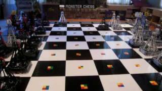 Monster Chess - One Game