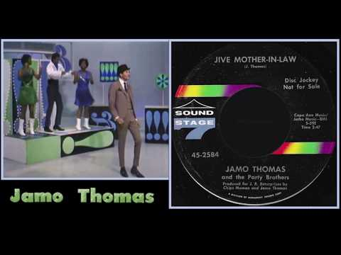Jamo Thomas  ◄  Jive Mother-In-Low  ► mp3