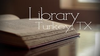 Library Turkey, TX