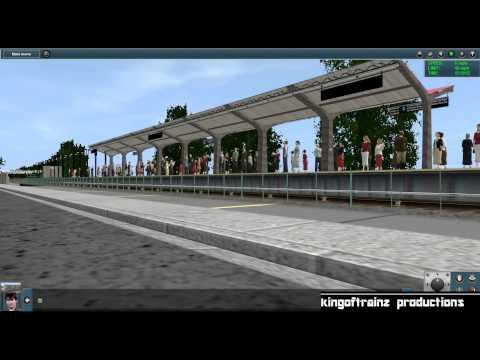 Trainz 12: The Outside World (Broadway Express) Version 3.0 {BETA}{NEW}
