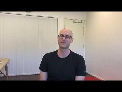 Linus - återkommande Ryggskott, Ländryggsbesvär.