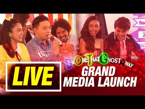LIVE | 'Da One That Ghost Away' Grand Media Launch