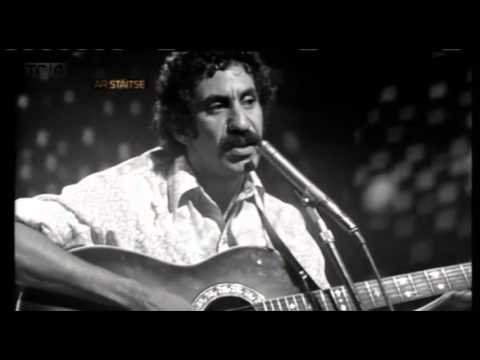 Jim Croce in concert in Ireland 1973