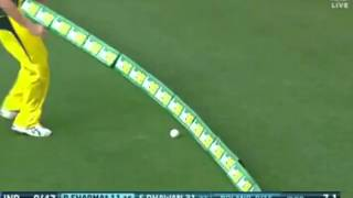 India vs Australia 5th odi Fast highlights
