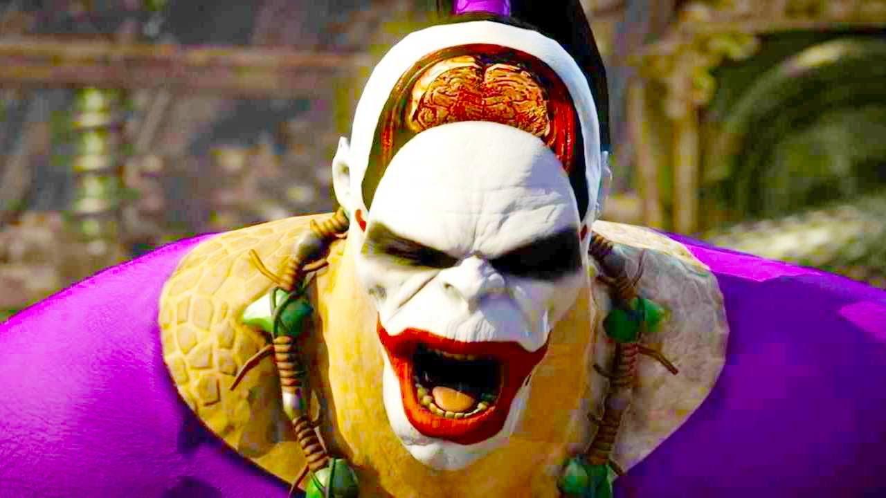 Download Mortal Kombat XL - All Fatalities & X-Rays on Joker Goro PC Mod 4K Gameplay Mods
