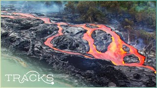 Hawaii's Kīlauea Volcano | Lava Land | TRACKS