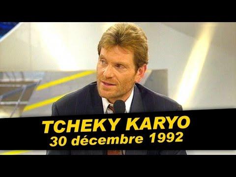 Tcheky Karyo est dans Coucou c'est nous  Emission complète
