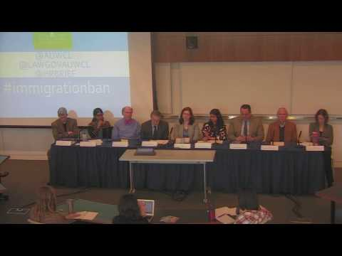 Rapid Response Teach-In: Executive Order on Immigration
