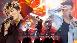 《EXCITING》 iKON - B-DAY (벌떼) @인기가요 Inkigayo 20170625