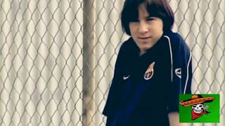 Lionel Messi     The Childhood   Dribbling Skills And Runs