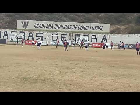Gol de Marcos Velázquez .Andes Talleres vs Chacras de Coria