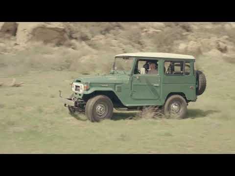 5K-Mile 1978 Toyota Land Cruiser FJ40 - Bring a Trailer Auctions