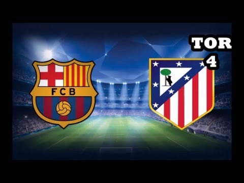 Atletico Madrid vs Barcelona - 13/04/16 - UEFA Champions League