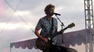 Relient K-Collapsible Lung, new song, Creation West 2012