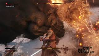 Sekiro™: Shadows Die Twice Blazing bull vs Amitabh Gogoi