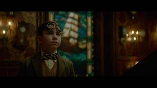 THE HOUSE WITH A CLOCK IN ITS WALLS | Trailer 1 | In Cinemas 29 November