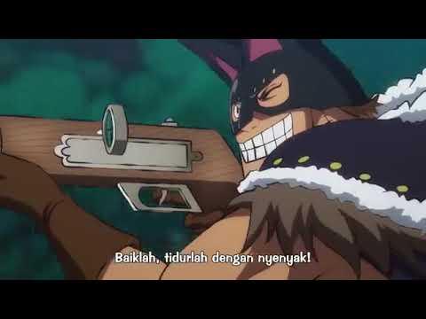 One Piece Haoshoku Haki Monkey D Luffy Terbaru