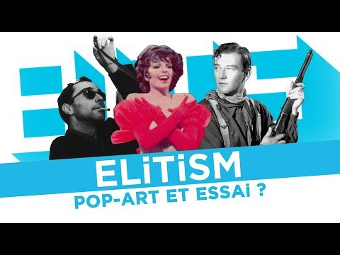 Elitism, Pop-Art et Essai ? - BiTS - ARTE