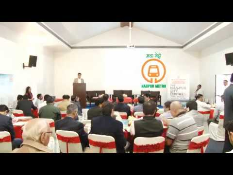 Maha Metro Rail Corporation Ltd. Investor Meet - Property Development