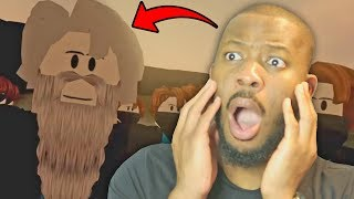 "REACTING TO THE LAST GUEST 4! (A Sad Roblox Movie) ""The Great War"""