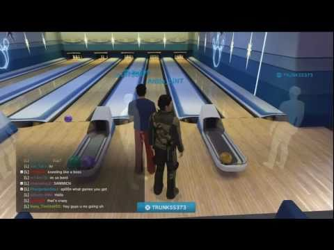 Playstation Home Adventures with Sp00n and SSoHPKC