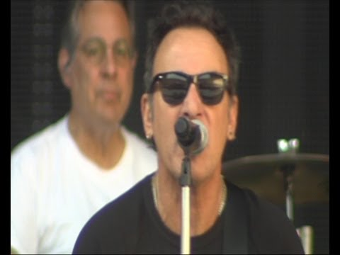 Bruce Springsteen según Africa Baeta
