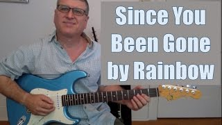 Since You Been Gone by Rainbow with TAB