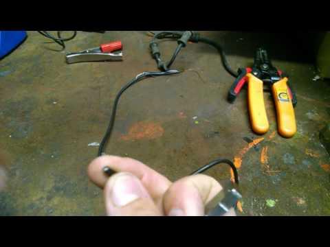 M&R Shop tool repair: Chassis Ear