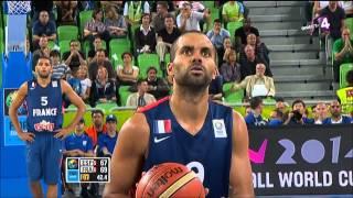 France Vs Spain FIBA EuroBASKET 2013 SemiFinal FULL OT HD