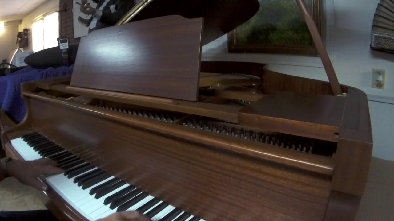 Tokai Baby Grand Piano Demo Youtube