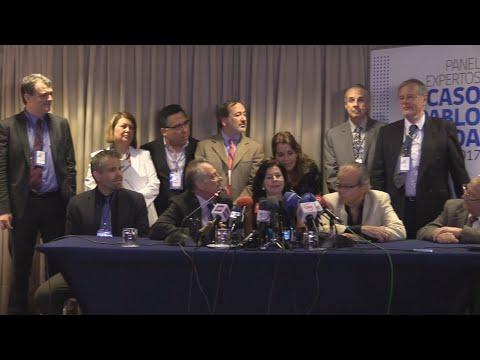 pablo neruda no murio de cancer, afirma equipo internacional de peritos
