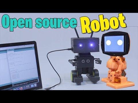 TOP 10 Open Source Robot For Kids