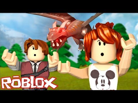 Roblox - DRAGÕES FURIOSOS COM A CRIS MINEGIRL (Dragon Rage)