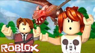 ROBLOX-FURIOUS DRAGONS WITH CRIS MINEGIRL (Dragon Rage)