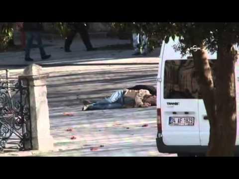 Sultanahmet Patlama: 10 ölü, 15 Yaralı Var