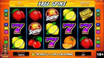 Suntide Slot Machine Free Spins Bonus - Microgaming Slots