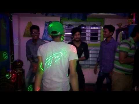 Junior Ghatal Gang grp dancetroop on the Bomb(Kousik,Poitallish,Sujoy,Khanra,Subha) & the cmramn 60
