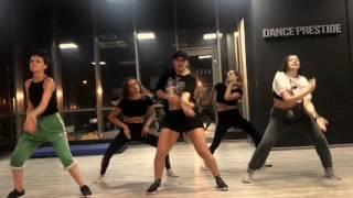 VERSHON &quotWET&quot Simona Mereu Choreography