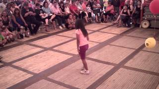 Youth Jigging Contest - Lac La Biche Powwow Days 2014