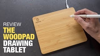 WoodPad, the Drawing Tablet Made With Bamboo (Review)