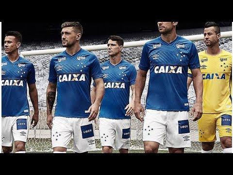 90396424eb9ea Camisa do Cruzeiro   eleita a mais bonita do Brasil em enquete promovida  pelo Twitter