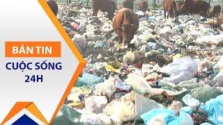 Hà Tĩnh: Trăm hộ dân sinh hoạt bằng… nước rác   VTC