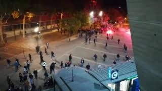 Champions League PSG - Red Star Belgrade | Нереди у Паризу после утакмице | Riots after the game