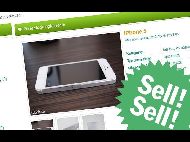 Okazja! iPhone 5 komplet sprzedam pilnie Kolejne oszustwa!