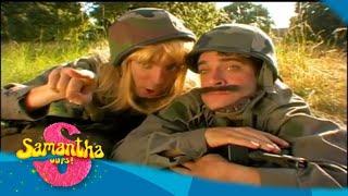 🏋️  Samantha fait l'armée (1) 💛 Samantha Oups !