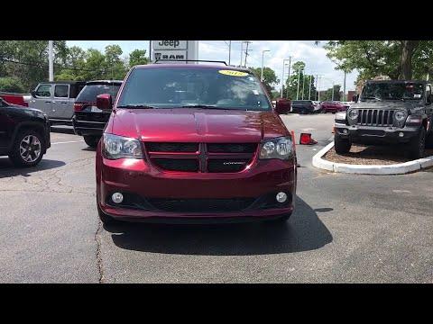 2018 Dodge Grand Caravan Elmhurst, Forest Park, Oak Lawn, Schaumburg, Melrose Park, IL G1462