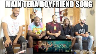Main Tera Boyfriend Song | Raabta | Arijit S | Neha K Meet Bros | REACTION