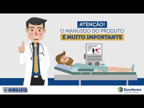 Vídeo sobre Medicamento em Animação 2D