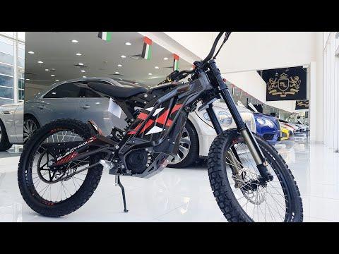 2020 ElectroX SUR-RON Electric OFF ROAD Bike Walkaround | 360 View !!! ( LSCR )